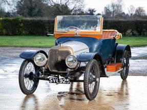 1913 Panhard et Levassor X19
