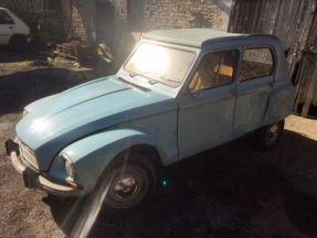 1968 Citroën Dyane