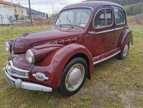 1952 Panhard Dyna