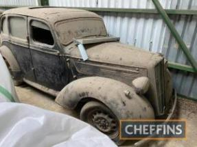c. 1938 Morris Ten