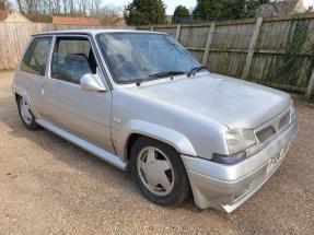 1988 Renault 5 GT Turbo