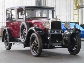 1929 Vauxhall 20/60