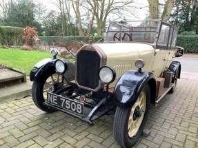 1926 Humber 9/20hp