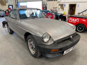1992 MG MGB GT