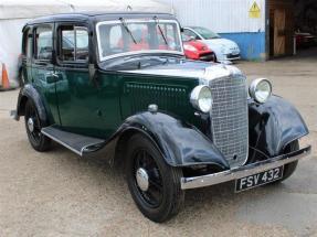 1934 Vauxhall 12/6
