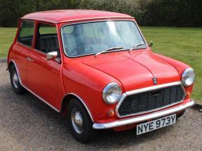 1982 Mini HL