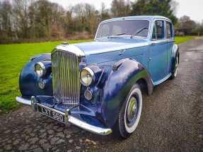 1951 Bentley Mk VI