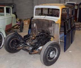 1936 Austin 18