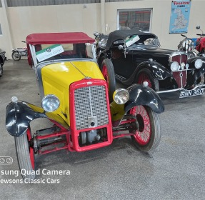 1934 BSA 3-Wheeler