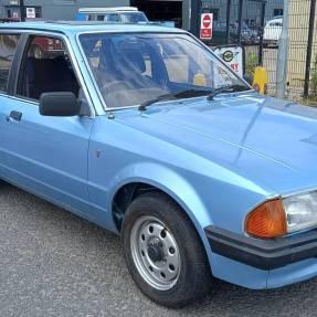 1984 Ford Escort