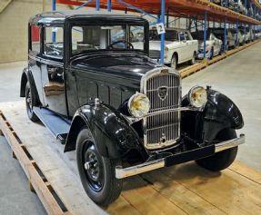 1933 Peugeot 201