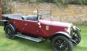 1926 Austin 12
