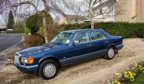 1991 Mercedes-Benz 420 SE