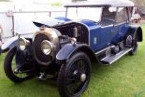 1923 Chenard-Walcker Type U