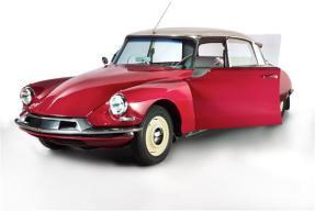 1960 Citroën ID