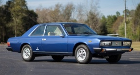 1973 Fiat 130 Coupe