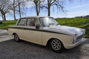 1963 Ford Lotus Cortina
