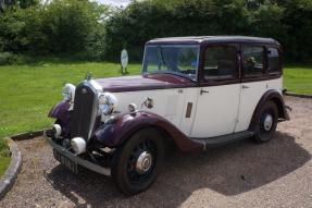 1934 Wolseley Nine