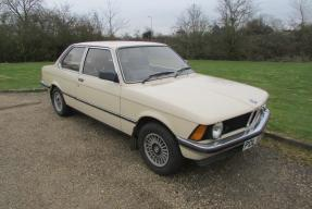 1982 BMW 316