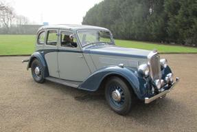 1936 Wolseley 14/56