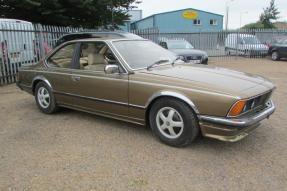 1981 BMW 628 CSi
