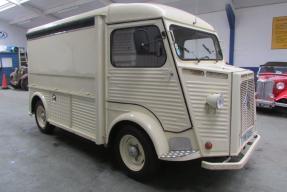 1969 Citroën H Van