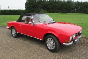 1969 Peugeot 504 Cabriolet