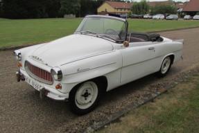 1960 Skoda Felicia