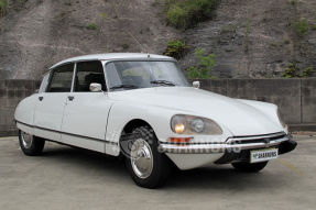 1974 Citroën D Special