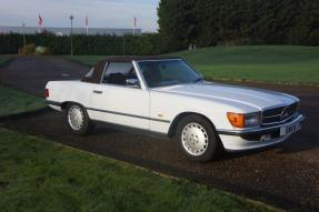 1986 Mercedes-Benz 420 SL