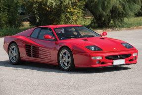 1995 Ferrari F512M