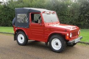1981 Suzuki LJ80