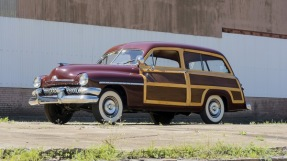1951 Mercury Woody