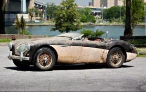 1956 Austin-Healey 100/4