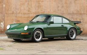 1989 Porsche 911 Carrera Club Sport 3.2