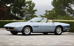 1971 Maserati Ghibli Spyder