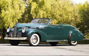 1940 LaSalle Series 52