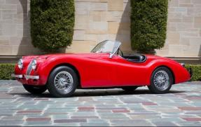 1954 Jaguar XK 120