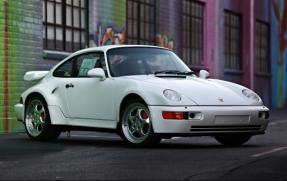 1994 Porsche 911 Turbo Slant Nose