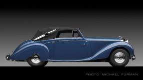 1939 Bentley Mk V