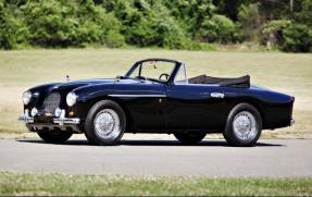 1957 Aston Martin DB2/4 Mk II Drophead Coupe