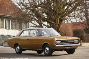 1971 Opel Rekord
