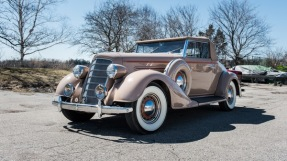 1934 Oldsmobile Series L