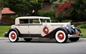 1934 Packard Twelve