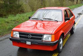 1984 Opel Kadett