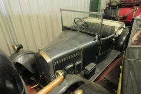 1923 Wolseley 7