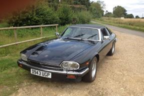 1986 Jaguar XJ-SC