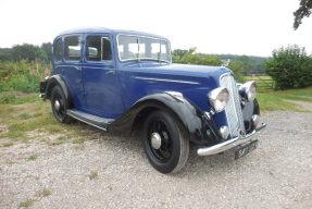 1937 Humber 12