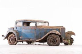 c 1934 Delage D6