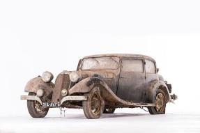 c 1936 Talbot-Lago T120